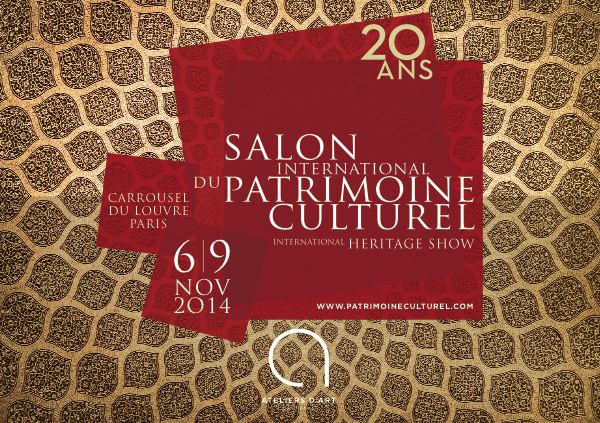 Retour sur le Salon international du Patrimoine Culturel 2014