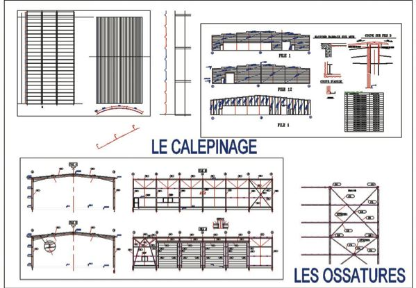 Batijournal calepinage assist par ordinateur batijournal - Calepinage terrasse bois ...