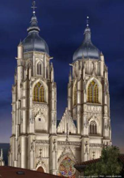 Batijournal mise en lumi re spectaculaire saint nicolas de port batijournal - Mairie saint nicolas de port ...