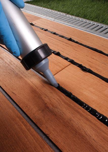 Batijournal joints pont de bateau en ext rieur et en for Mastic bois exterieur