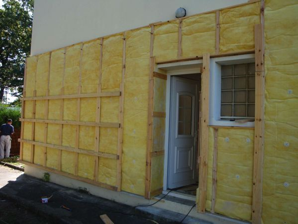 Batijournal isolation thermique des murs et toitures - Isolation thermique des murs ...
