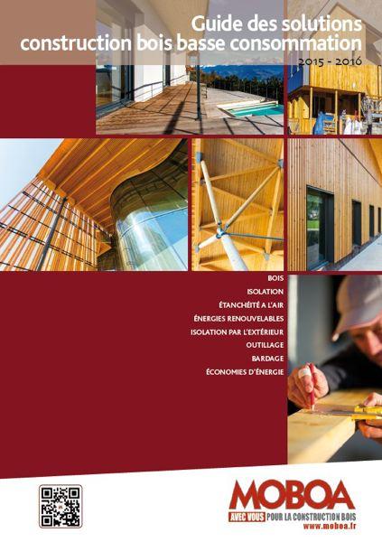 Guide construction bois basse consommation