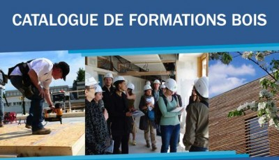 Catalogue de formation bois