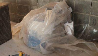 déchets de chantier