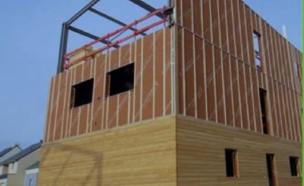 construction bois métal