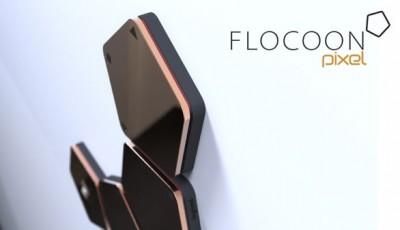 Flocoon pixel Legrand