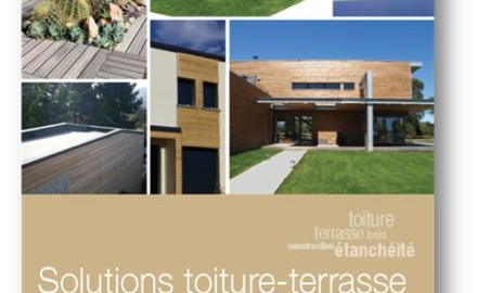 Solutions toiture terrasse