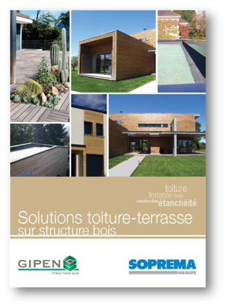 Batijournal Solutions Toiture Terrasse Sur Structure Bois Batijournal