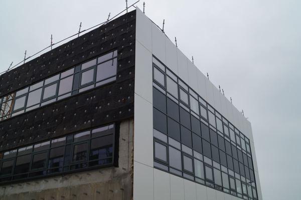 panneau isolation façade