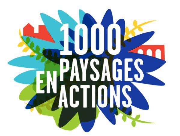 1000 paysages en actions