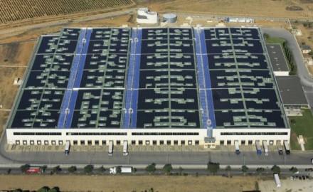 toiture photovoltaïque Soprema