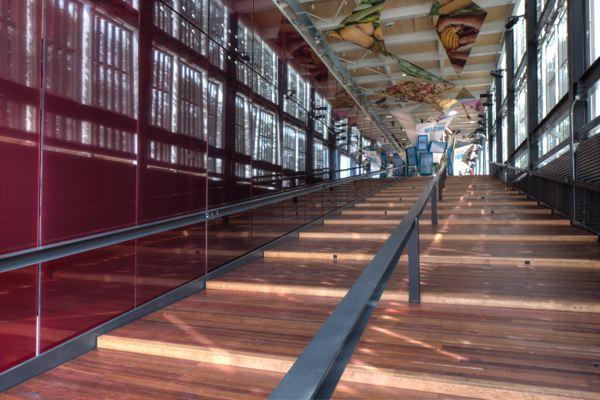 pavillon américain expo universelle 2015
