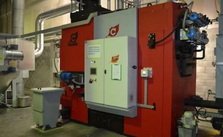 chaudière biomasse à granulé