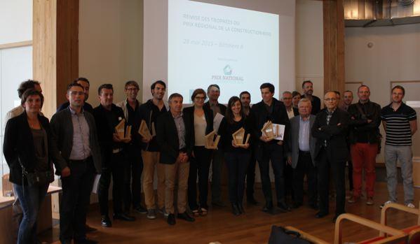 Lauréats Construction bois en Pays de la Loire