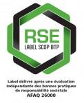 Logo LABEL RSE SCOP BTP