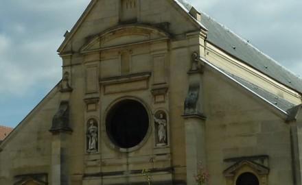 église Saint-Pierre-Saint-Paul de Clamart