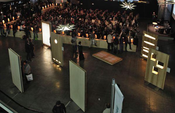 salon maison bois 2011