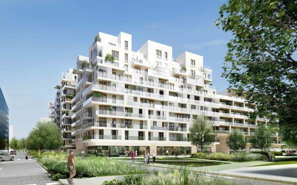 Catégorie Pyramide d'Argent Grand prix régional : BNP Paribas Immobilier pour son programme résidentiel Issy Seine, à Issy-les-Moulineaux (92) ; architectes : François Leclerq, Q, Brenac et Gonzalez, ECDM