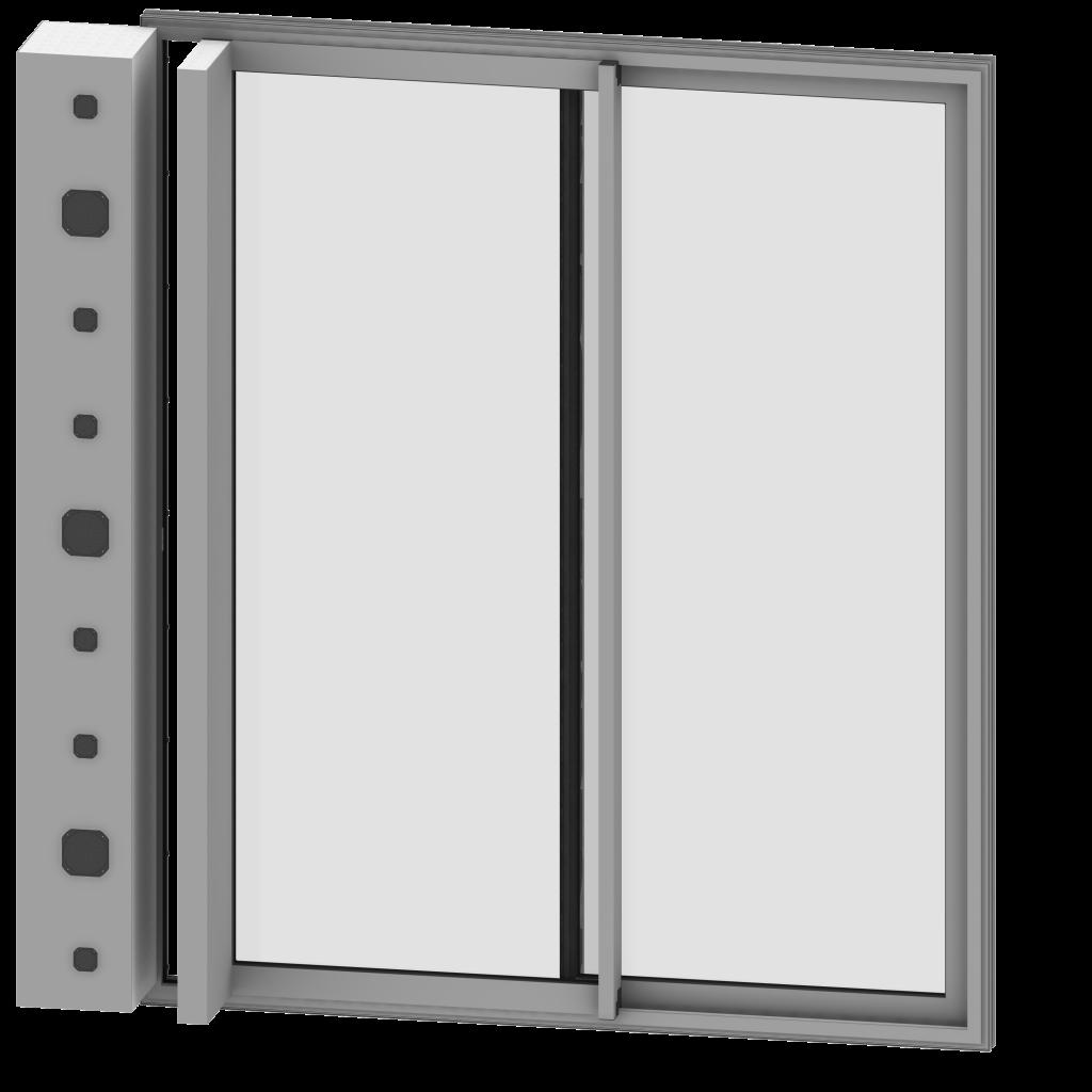 Technal, concept, fenêtre