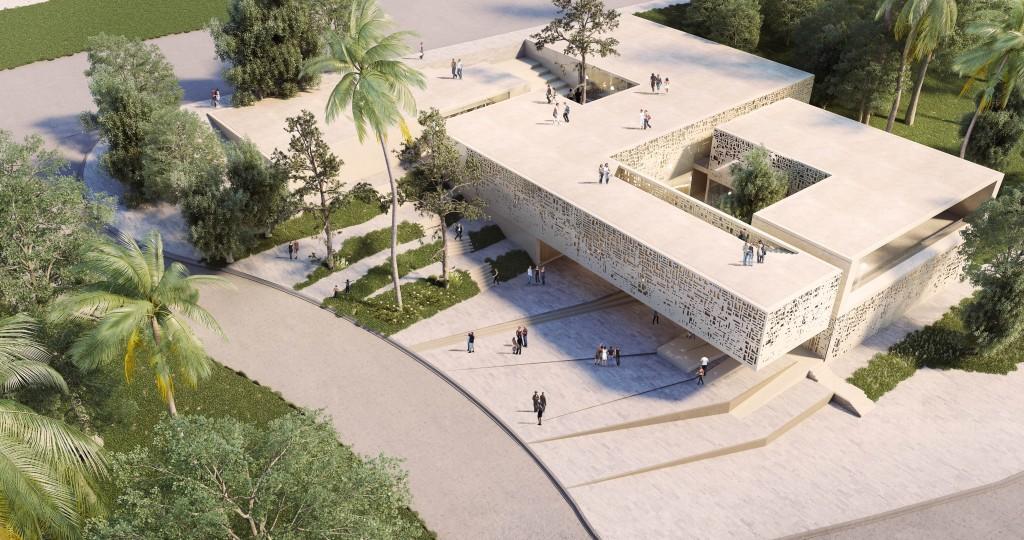 Maison de l'architecture privée d'Afrique et du monde arabe