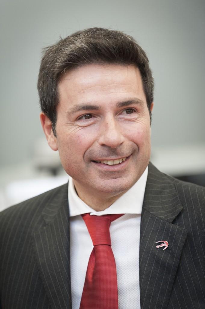 Riccardo Quattrini est le nouveau vice-président d'Acimall