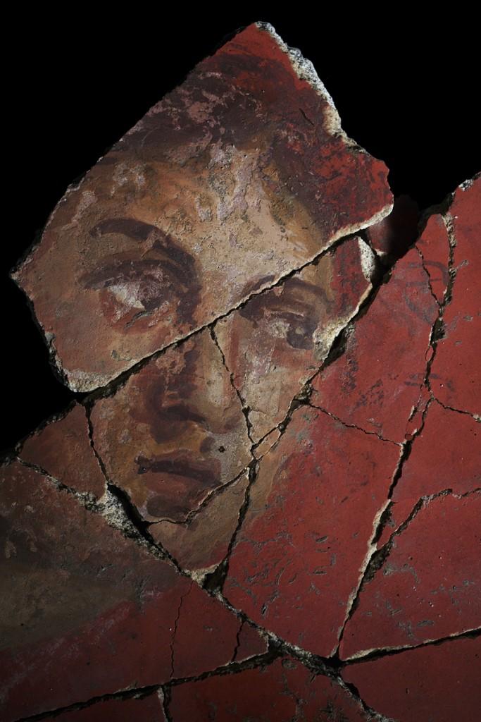 Photo : Rémi Bénali, Inrap - Musée départemental Arles antique