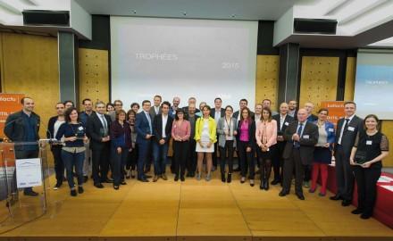 SGDB, Halle, Pantin, Trophée, Construction, 2015
