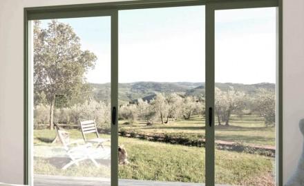 baies, vitrées, Gliss, Alu, Premium, Storistes, France