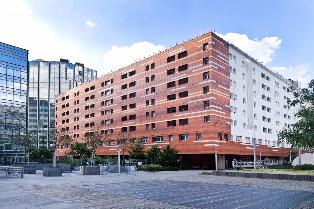 Terreal - Courbevoie-Nanterre-Residence ancre