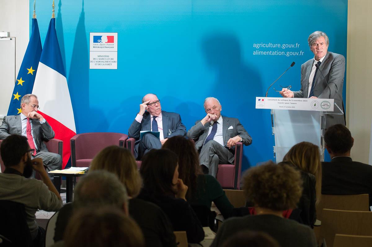 Photo : Xavier Remongin/ Ministère de l'Agriculture