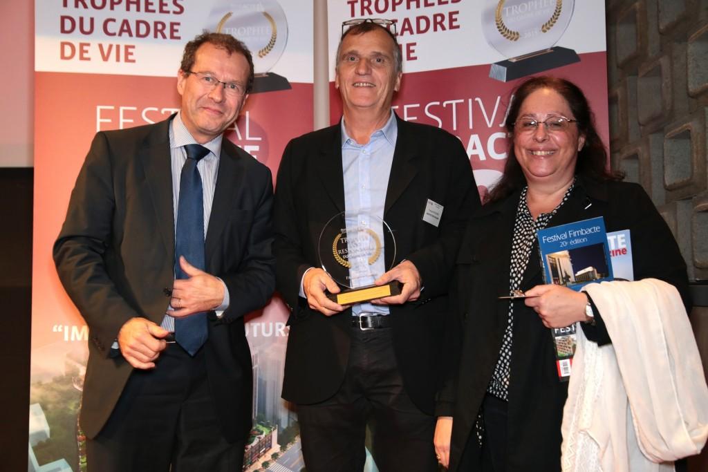 Trophée, Éco, responsable, cadre, vie, Lair, Roynette, Architecture, Pélegrin