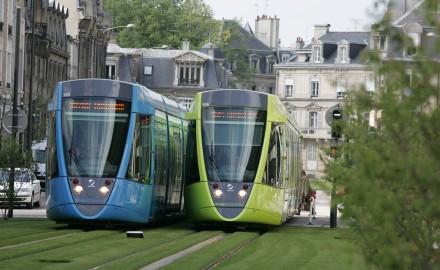 tramway, Reims, Métropole