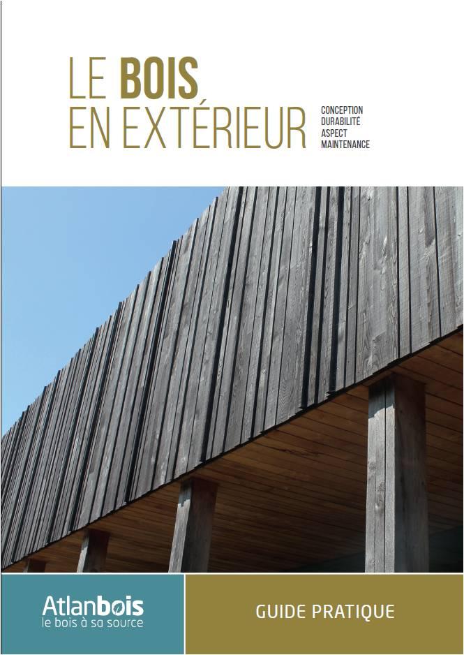 publication, Le, bois, en, extérieur, Atlanbois