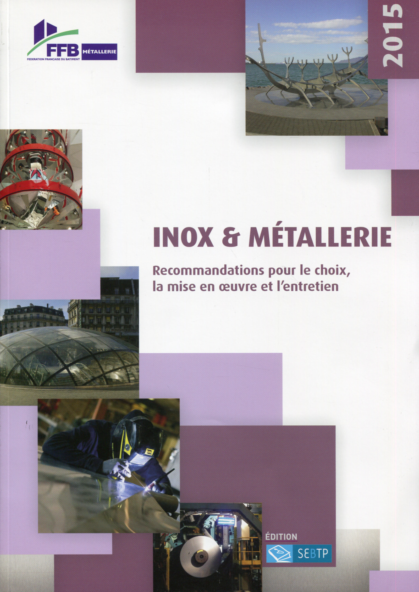 inox, métallerie