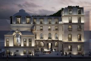 Hôtel particulier (5e), Lauréat : « Le Philanthro-Lab »