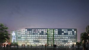 Clichy-Batignolles (17e), Lauréat : « Stream Building »