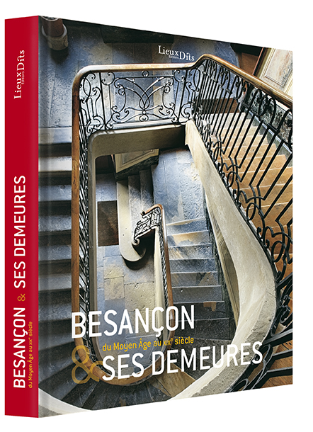 Livre Besançon du moyen age au XIX siècle