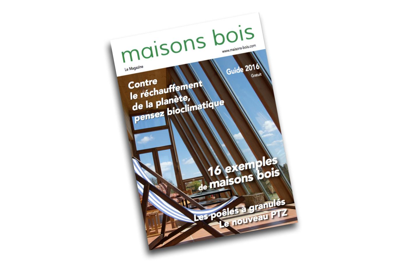 guide maisons bois 2016