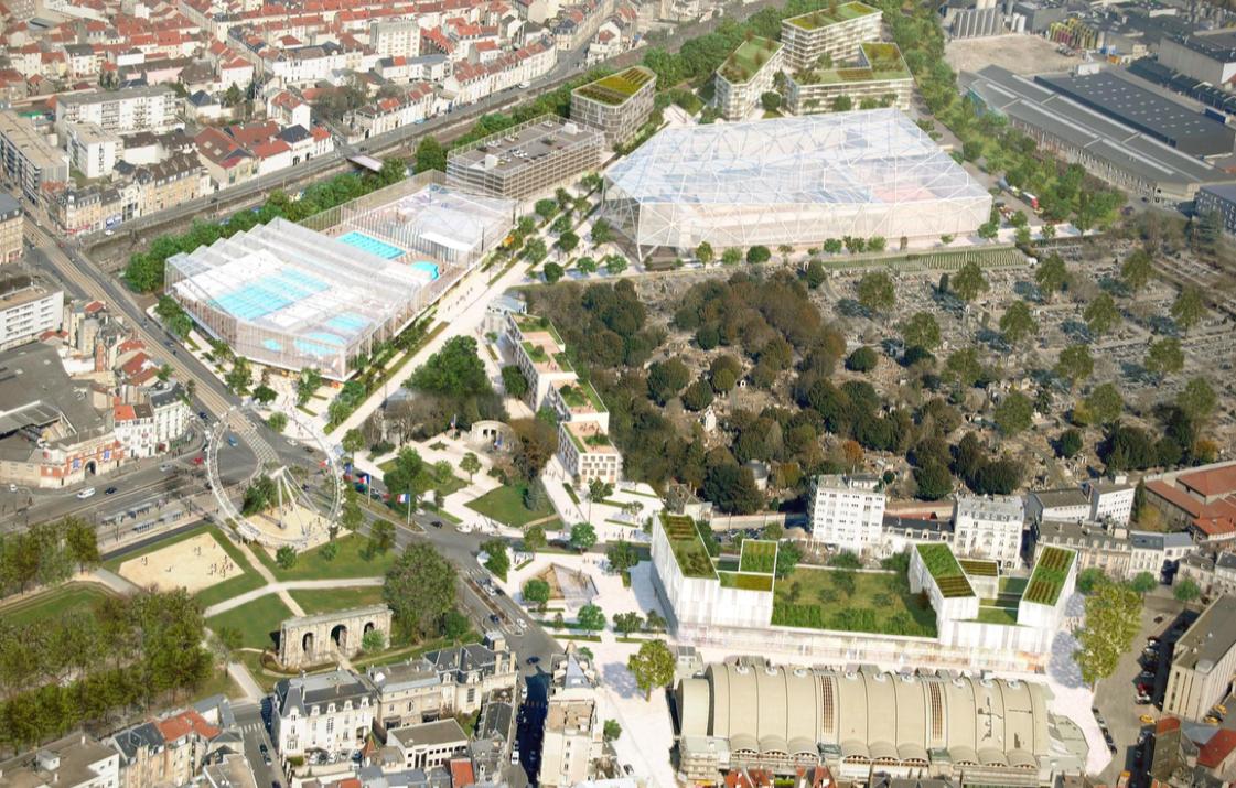 Reims Grand Centre