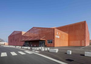 Forum, Manuelle, Gautrand, Architecture