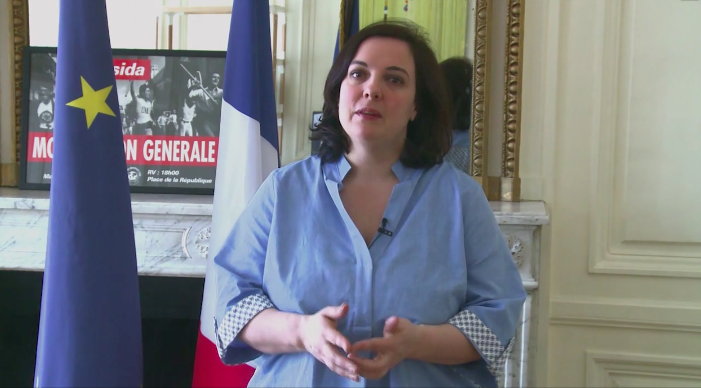 message-video-emmanuelle-cosse