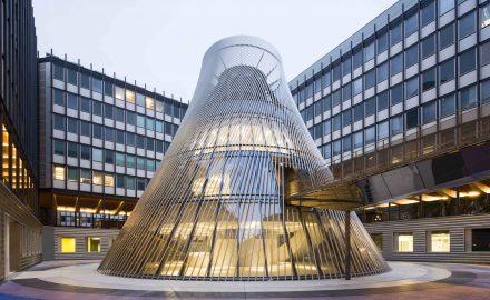 Tipi, Campus, Jussieu, Architecture, Studio