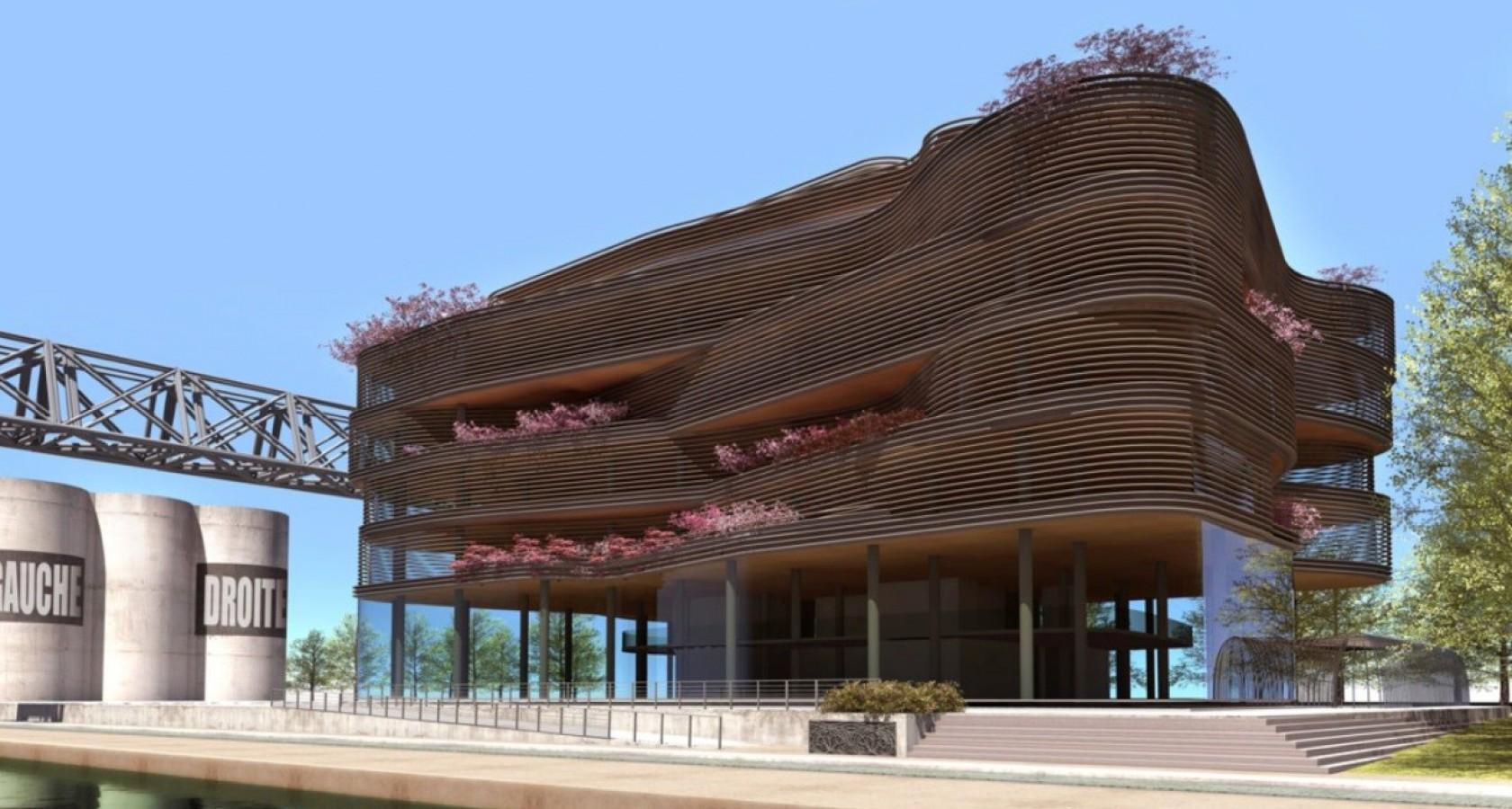 Pavillon 52 de Rudy Ricciotti