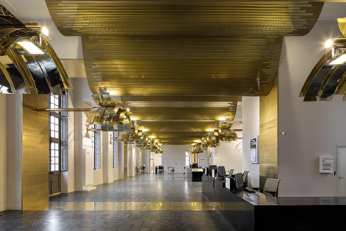 Batijournal le pavillon dufour nouvelle entr e du ch teau for Exposition jardin versailles 2015