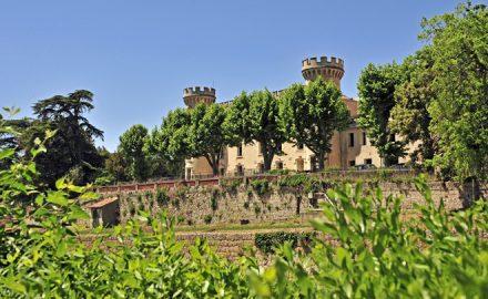 chateau de Saint-Jean-de-Garguier