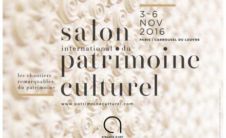 salon du patrimoine culturel 2016