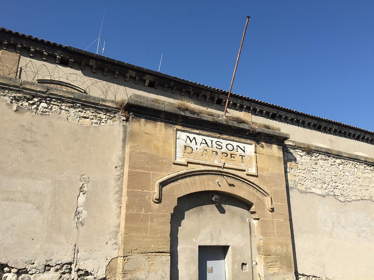 prison saint anne avignon