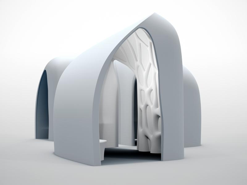 pavillon-3d-beton-xtreee