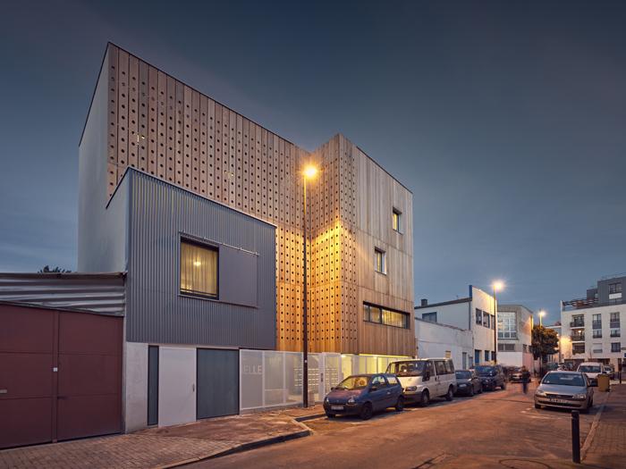 Foyer Coallia rue Hayeps à Montreuil_Stera Architecture_Bati-Renov