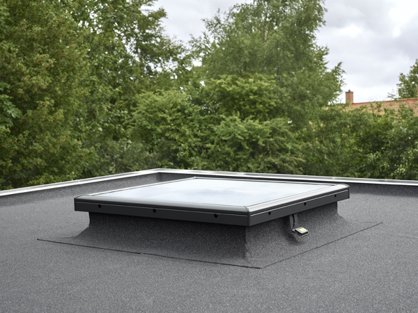 Batijournal fen tre plane pour toit plat batijournal - Fenetre de toit plat ...